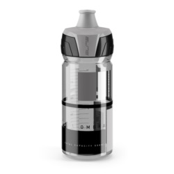 Bidon ELITE Crystal Ombra, dymny, 550 ml