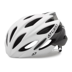 Kask GIRO SAVANT white matt/black M