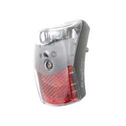 Lampka tylna SPANNINGA PIXEO XBA + baterie