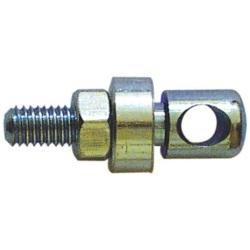 Śruba prętów błotnika Fixnippel M5 12mm