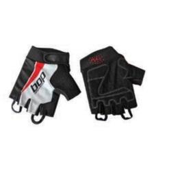 Rękawiczki BOP R17 RG003 M czarno-białe