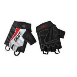 Rękawiczki BOP R17 RG003 XL czarno-białe