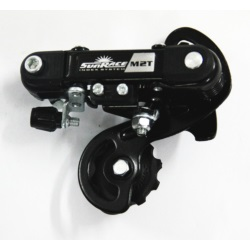 Przerzutka tylna SunRace RDM2T SD krótki wózek śr