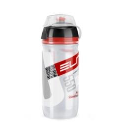 Bidon ELITE Corsa MTB z osłonką na ustnik 550 ml