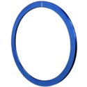 Obręcz 700c H+SON EERO 36H Niebieska