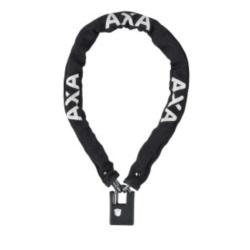 Zapięcie łańcuch AXA CLINCH+ 105 7,5mm Soft czarne