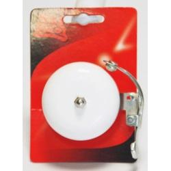 Dzwonek biały retro