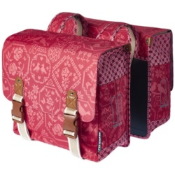 Sakwa podwójna BASIL Boheme 35L vintage red