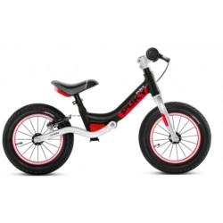 Rower biegowy PUKY LR Ride Br amortyzowany czarny
