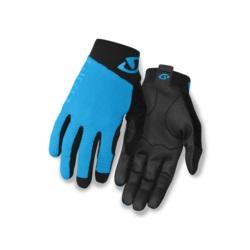 Rękawiczki GIRO RIVET II blue jewel black L