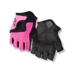 Rękawiczki GIRO Bravo JR bright pink S
