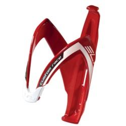 Koszyk bidonu ELITE Custom Race czerwono-biały