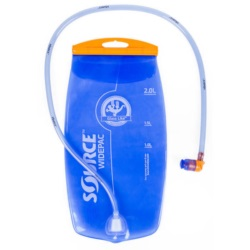 Bukłak Source WIDEPAC 2.0 L Transparent-Blue