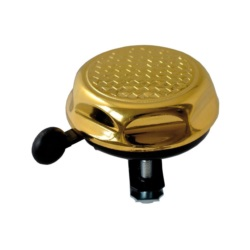 Dzwonek Triller Reich 55mm pozłacany