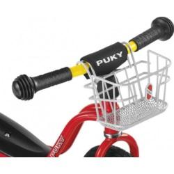 Kosz przód PUKY LKL silver do rowerów biegowych