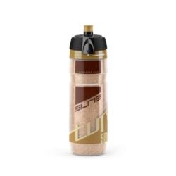 Bidon ELITE termiczny Turacio, brąz, 500ml