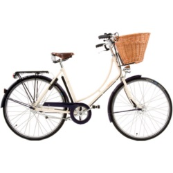 Rower PASHLEY SONNET BLISS Ivory/Blue 20,5'