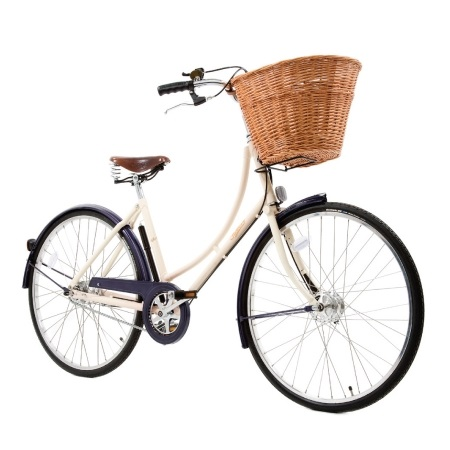 Rower PASHLEY SONNET PURE Ivory/Blue 20,5'