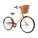 Rower PASHLEY SONNET PURE Ivory/Claret 20,5'