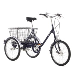 "Rower PASHLEY Picador 17"" Oxford Blue"