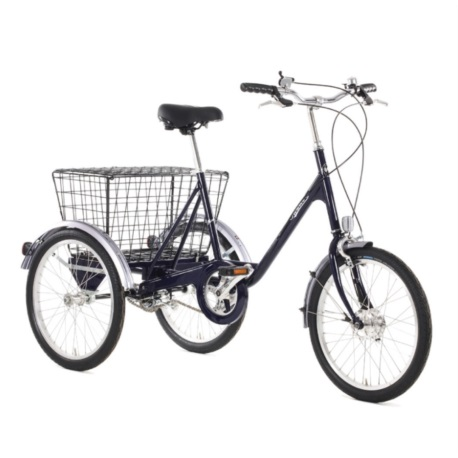 """Rower PASHLEY Picador 17"""" Oxford Blue"""