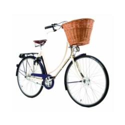 Rower PASHLEY SONNET BLISS Ivory/Blue 17,5'