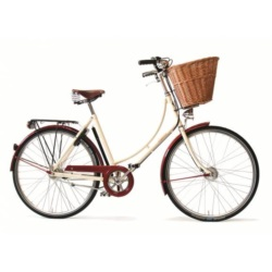 Rower PASHLEY SONNET BLISS Ivory/Claret 22,5'