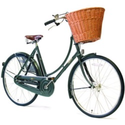 Rower PASHLEY PRINCESS CLASSIC Regency Green 17,5'