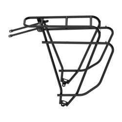 "Bagażnik tył Tubus Logo 29"" czarny"