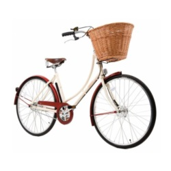 Rower PASHLEY SONNET PURE Ivory/Claret 17.5'
