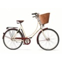 Rower PASHLEY SONNET PURE Ivory/Claret 22,5'