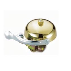 Dzwonek rowerowy GONG 55 mm złoty
