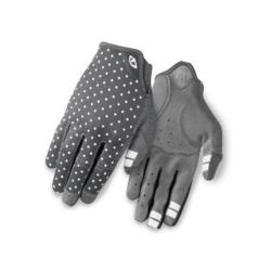 Rękawiczki GIRO La DND shadow white dots L