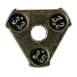 Klucz do szprych Biketool BT-139 (3.2/3.3/3.5)