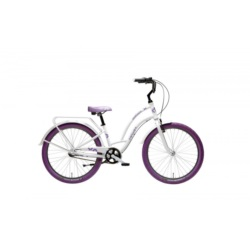 """Rower MAXIM 24"""" Violetto"""