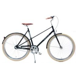"""Rower MAXIM 28"""" MC 1.5 ALU czarny"""