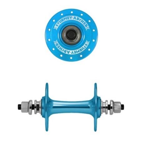 Piasta przednia STURMEY ARCHER HBT30 36H Blue