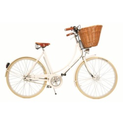 Rower PASHLEY BRITANNIA Old English White 20,5""