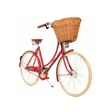 Rower PASHLEY BRITANNIA Royal Red 17,5""