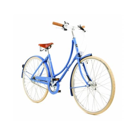 Rower PASHLEY POPPY Pastel Blue 22,5'