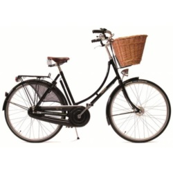 Rower PASHLEY PRINCESS SOVEREIGN Buck Black 22,5'
