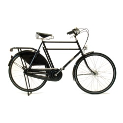 Rower PASHLEY ROADSTER CLASSIC Buck Black 24,5'