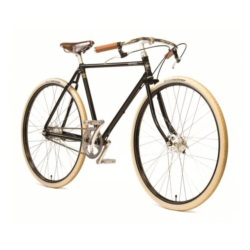 Rower PASHLEY GUV'NOR Buckingham Black 20,5""