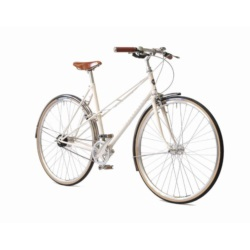 Rower PASHLEY AURORA Old English White 18""