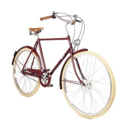 Rower PASHLEY Briton Oxford Blood 24,5""