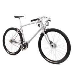 Rower PASHLEY Morgan 8 Pearl Grey S