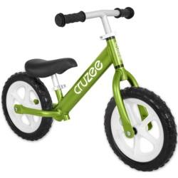 """Rower biegowy Cruzee 12"""" zielony"""