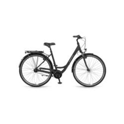 Rower WINORA Hollywood Monotube N7 45cm czarny