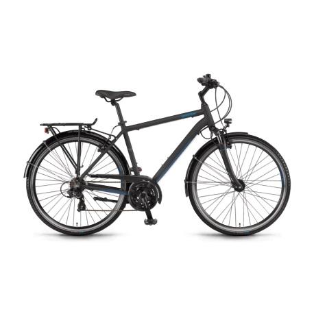 Rower WINORA Domingo 21 TX800 60cm czarny