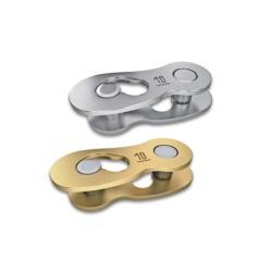 Spinka Wippermann Connex-Link 9-rzęd 6,5mm złota